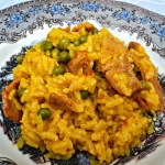 Arroz de Lomo Adobado