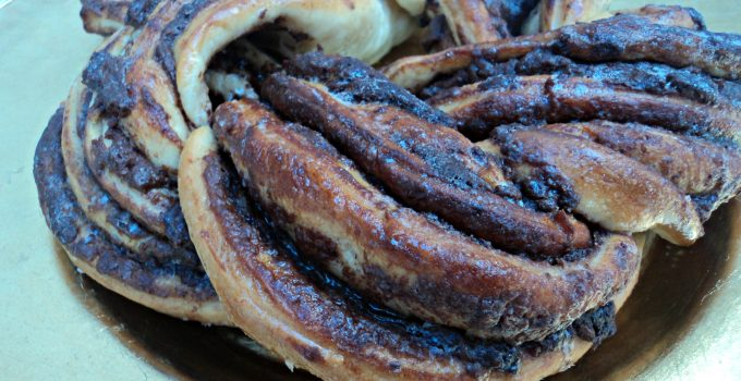 Nocilla´s estonian kringle